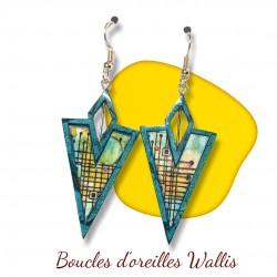 BOUCLES D'OREILLES WALLIS